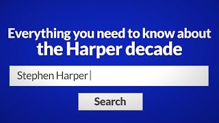 The Harper Decade - In One Day