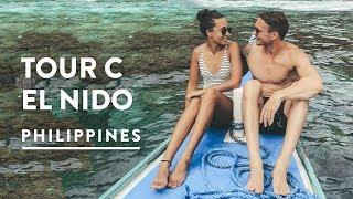 PARADISE IN PALAWAN - TOUR C EL NIDO | Philippines Travel Vlog 107, 2018
