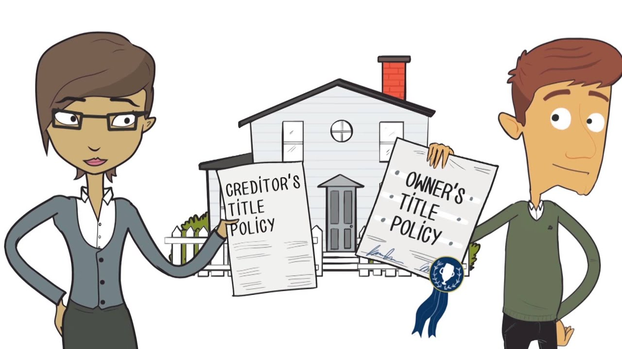 The Benefits of an Owner's Title Insurance Policy - YouTube