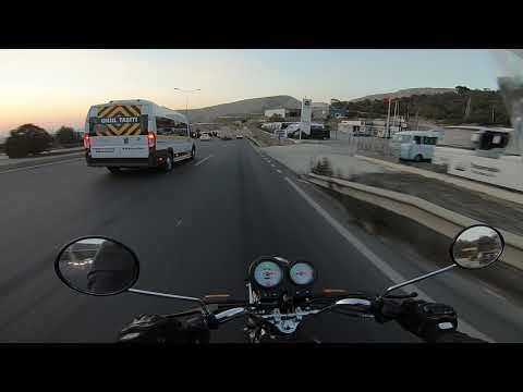 Shinari Taipar 50cc (Kemalpaşa-İzmir) GoPro HERO6 Black