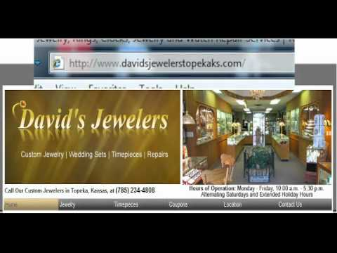David's Jewelers, Topeka Kansas