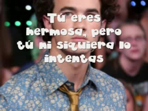 Jonas Brothers - Love Bug (Traducida al español)