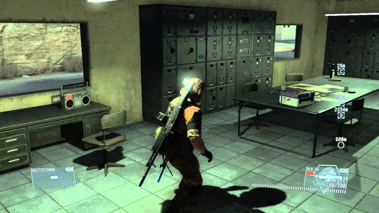 CCC: Metal Gear Solid 5: The Phantom Pain Guide/Walkthrough - Database