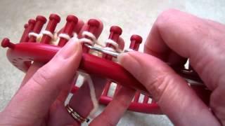 Knit a Flat Panel (E-Wrap)