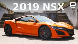 2019 Acura NSX Review: Car technology done right