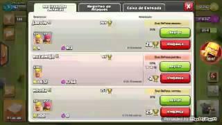 Clash of clans defesa está boa #2