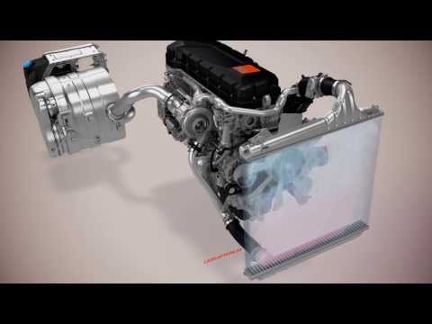Euro-6-Engine-Technologie - 3D Animation - DE - Renault Trucks