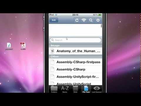 ⇛Dateien,Musik,Videos vom PC/Mac auf´s IPod/IPhone/IPad übertragen (kostenlos)⇚