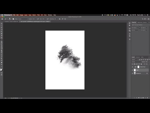 How To Create Your Own Custom Brushes In Minutes Using Adobe Photoshop.
