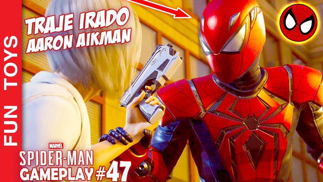 Marvel Spider-Man #47 - QUE TRAJE INCRÍVEL!!! MUITA coisa aconteceu neste gameplay, muitas tetras! 😂