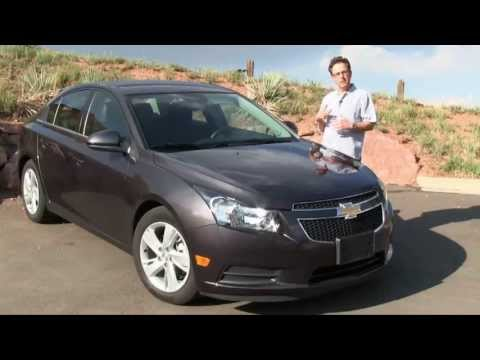 2014 Chevrolet Cruze Review
