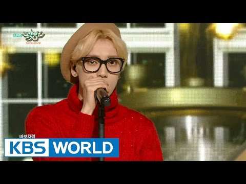 Music Bank - English Lyrics | 뮤직뱅크 - 영어자막본 (2016.02.20)