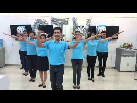 เพลง วายุภักษ์พระนคร ธนาคารกรุงไทย สาขา Central world - KTB CTW
