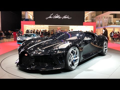El Nuevo Auto Ms Caro del Mundo! - Ginebra Motor Show Pt.1