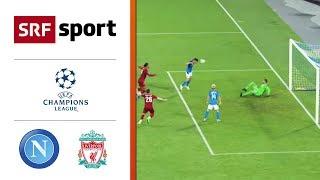 Titelverteidiger verliert | SSC Neapel - FC Liverpool 2:0 | Highlights - Champions League 2019/20