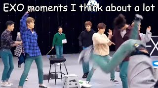 EXO moments I think about a lot