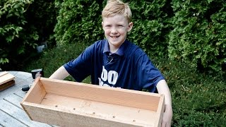 How To Build A Flowerbox