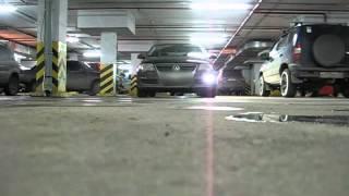Passat B6 DRL + поворотники с китая, видео 2