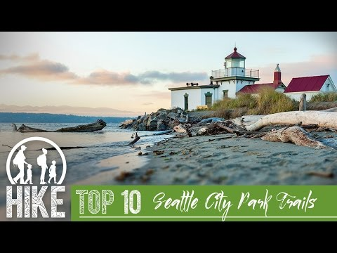 Top 10 Seattle City Park Trails