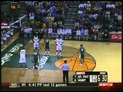 Huntington (WV) Vs St. Patrick's (NJ) (O.J. Mayo, Jeff Robinson, Cory Fisher)