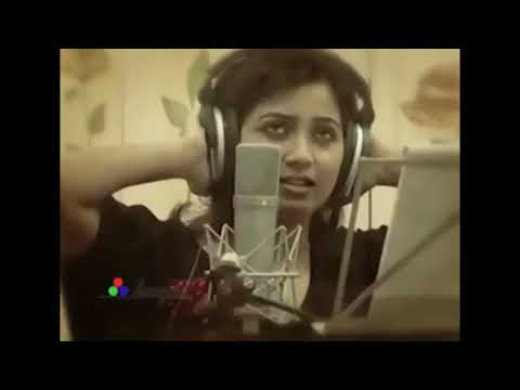 Neethane Mersal Song Making Video ¦¦ A R Rahman¦¦ Shreya Goshal