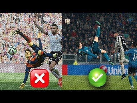 Photo of 10 أشياء فعلها رونالدو ولم يفعلها ميسي فى كرة القدم! HD – الرياضة