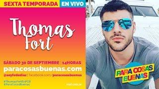 THOMAS FORT - NOTA 30-09-2017