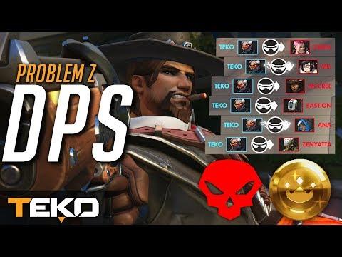 Dlaczego tylu ludzi gra DPS i dlaczego Medale nie mają znaczenia [Overwatch] thumbnail