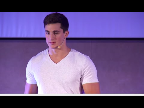 How I survived as professor on the runway and model in the classroom | Pietro Boselli | TEDxLUISS