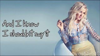 Video Ellie Goulding - On My Mind (Lyrics) download MP3, 3GP, MP4, WEBM, AVI, FLV September 2018