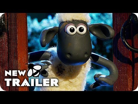 A SHAUN THE SHEEP MOVIE: FARMAGEDDON Trailer 2 (2019) Aardman Animation Movie