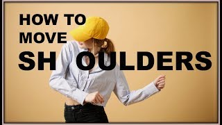 How To Move Shoulders When Dancing I  Club Dance for Beginners Tutorial  I  Get Dance