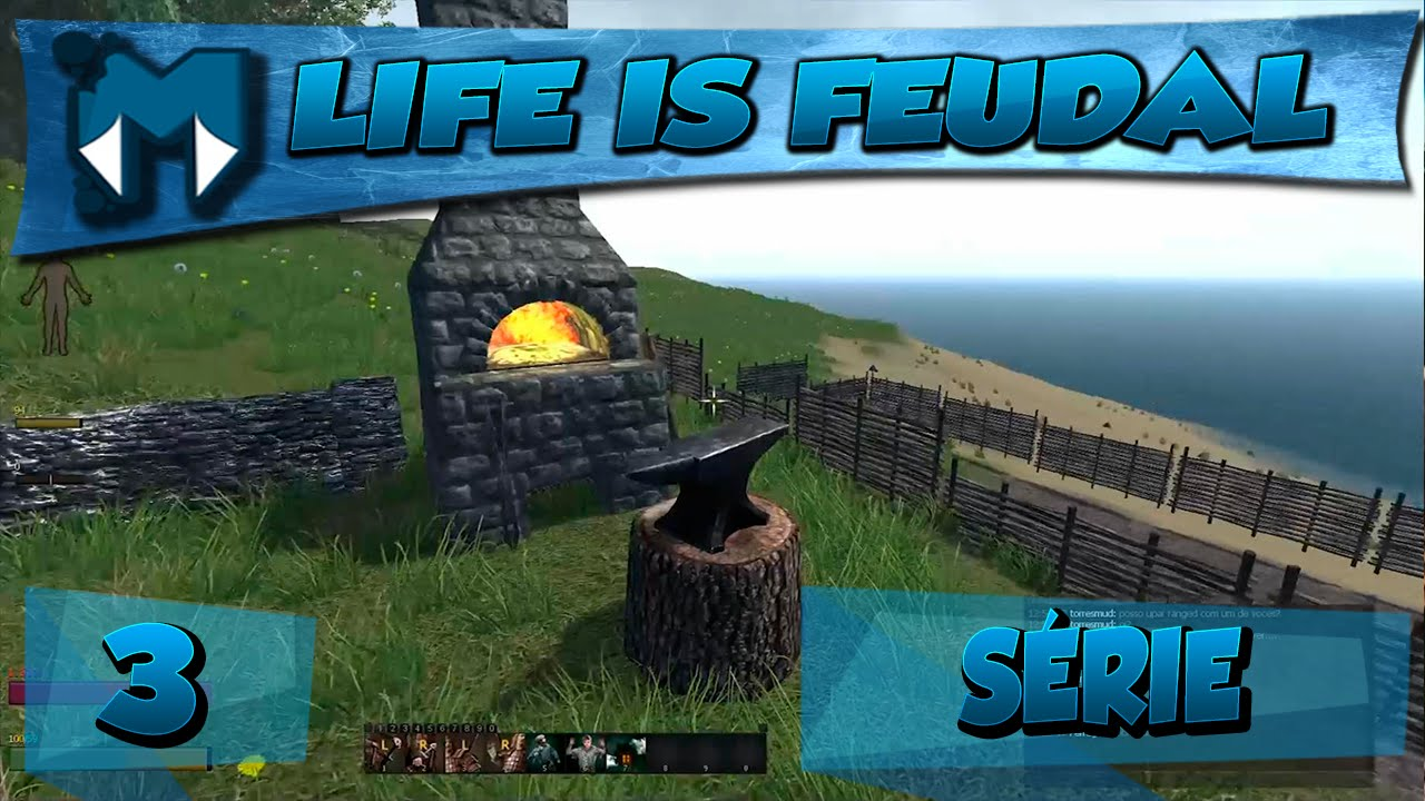 Life is feudal your own anvil life is feudal гайд алхимика