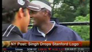 Singh Drops Stanford Logo - NY Post - Bloomberg
