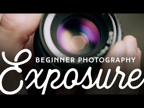 Exposure Made RIDICULOUSLY Simple - Aperture, Shutter Speed, ISO