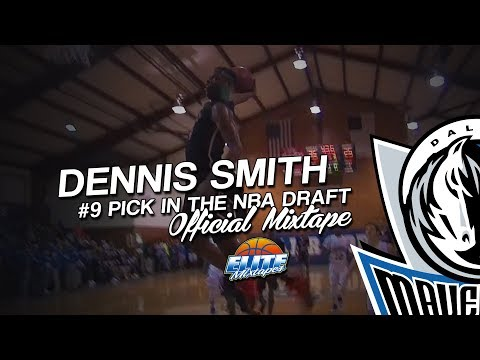 6'2 Dennis Smith Jr is NOT Human!! OFFICIAL HS MIXTAPE