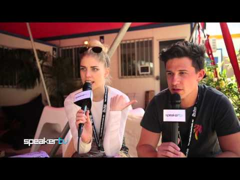 London Grammar - Speaker TV Interview