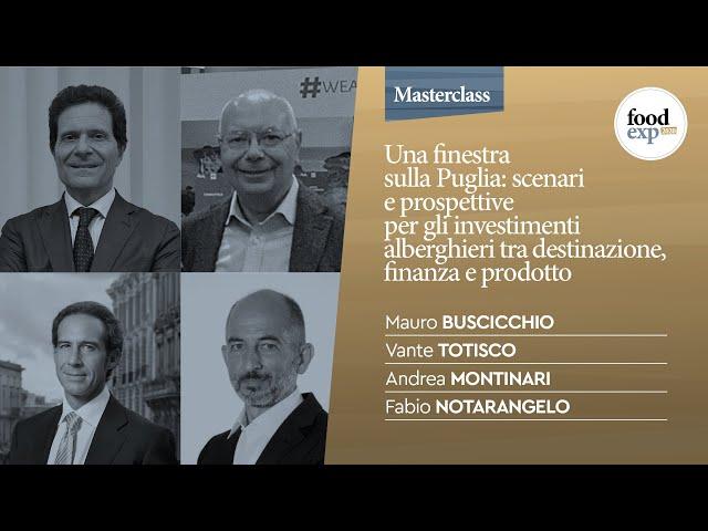 Una finestra sulla Puglia: scenari e prospettive per gli investimenti alberghieri