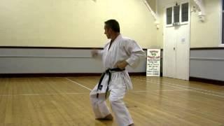 Heian Sandan - SLOW (Shotokan Karate Kata)
