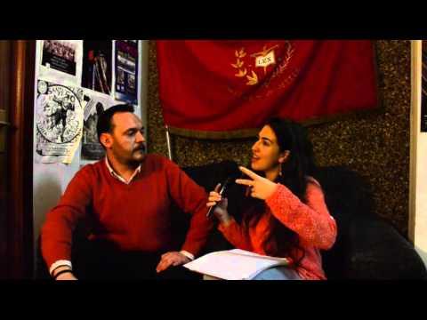 Intervista Tuna de Derecho per Radio Wau
