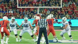 BYU Football - Arizona Highlights - September 1, 2018