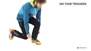 видео Мужские брюки для похода: модульные брюки, штаны с карманами, спортивные брюки