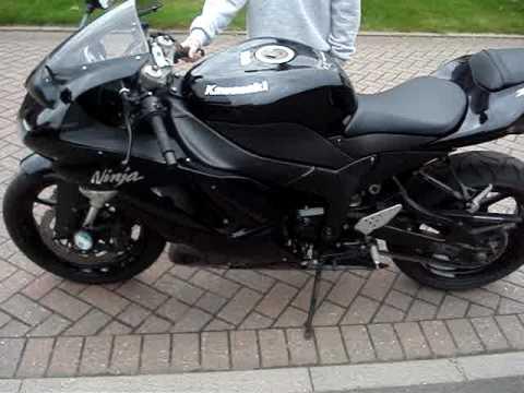 Kawasaki Ninja Zx6r 2007 For Sale Youtube