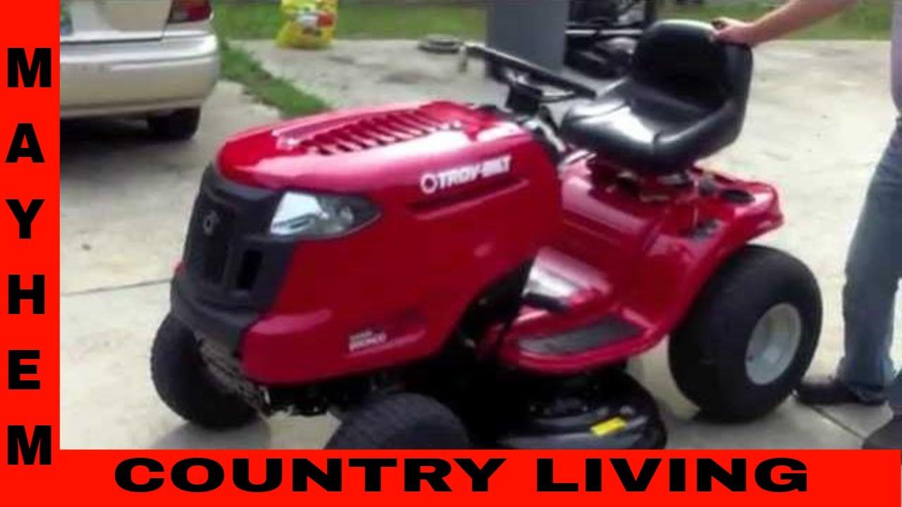 Troy Bilt Bronco Lawn Mower TOP 10 searching results