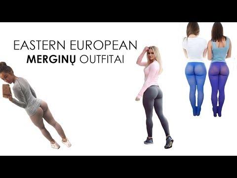 Eastern European Merginų Outfitai