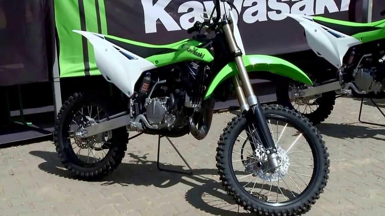2014 Kawasaki Kx85 Youtube