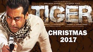 Salman-Katrina's Tiger Zinda Hai To Release On CHRISTMAS 2017