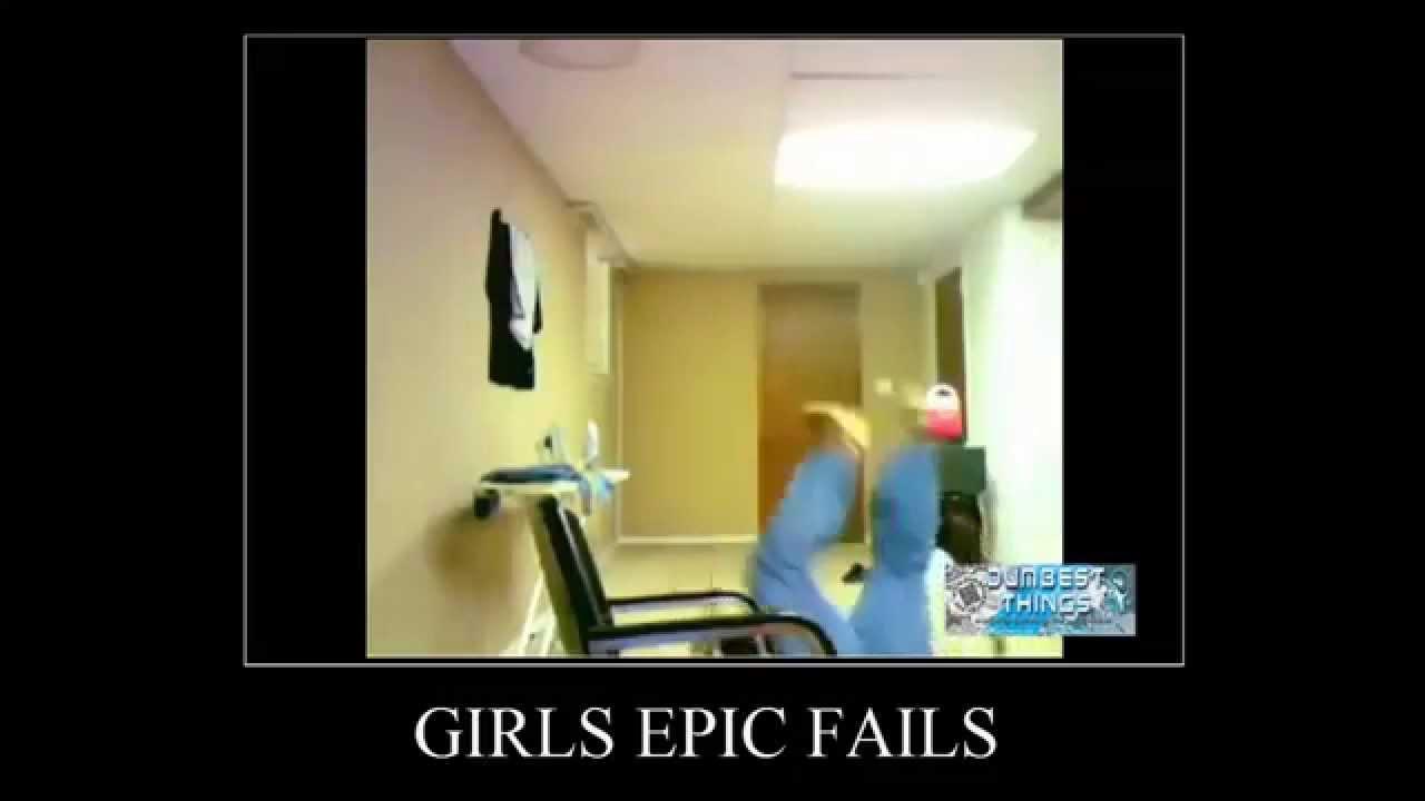 Epic Girl Fails Vol 3 | Dumbestthings.net Girls Epic Fail ...
