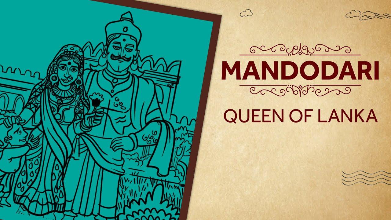 Mandodari - Alchetron, The Free Social Encyclopedia