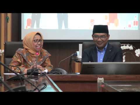 150619 Penandatanganan MoU Pemkot Bandung dengan Bank Indonesia
